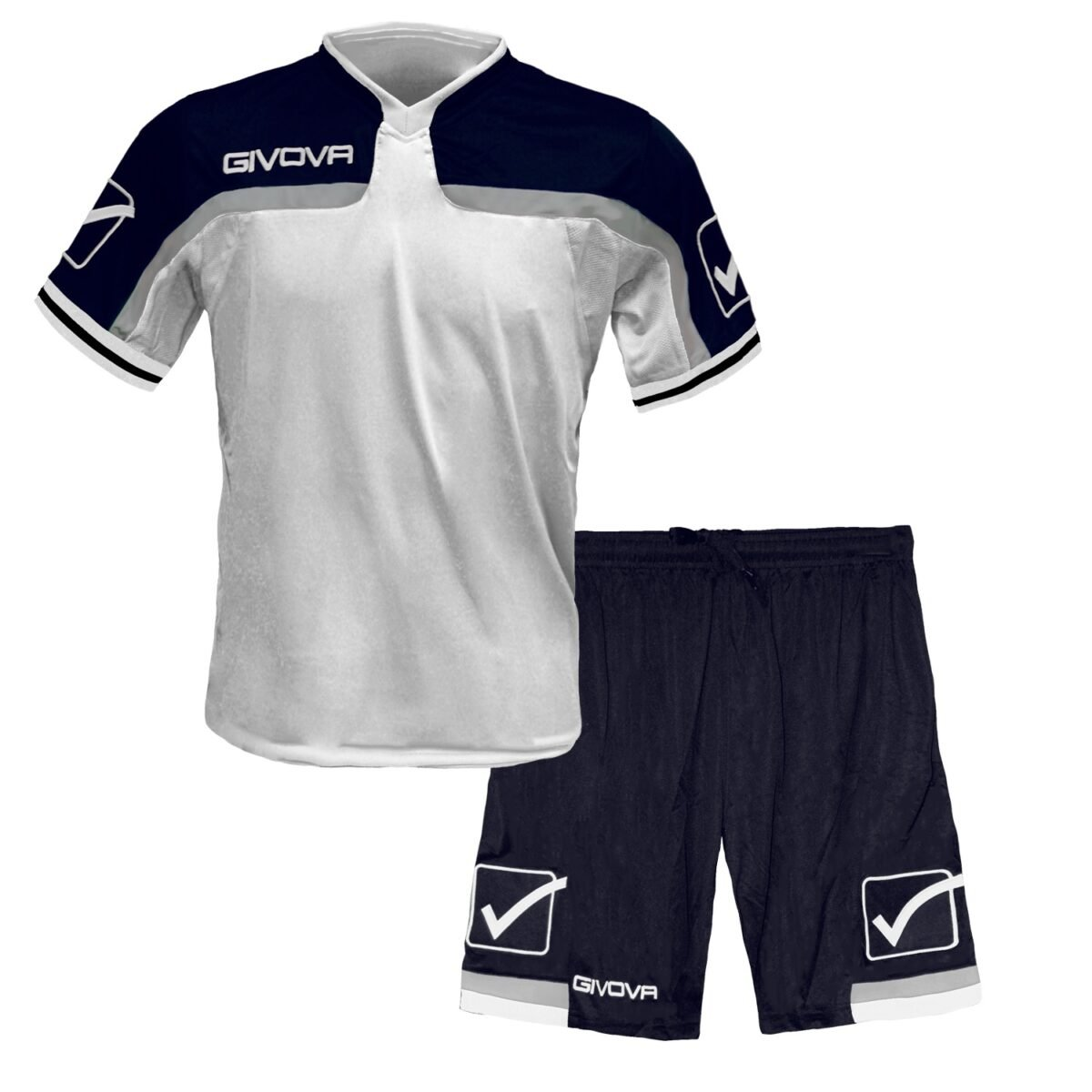 Kit calcio Givova