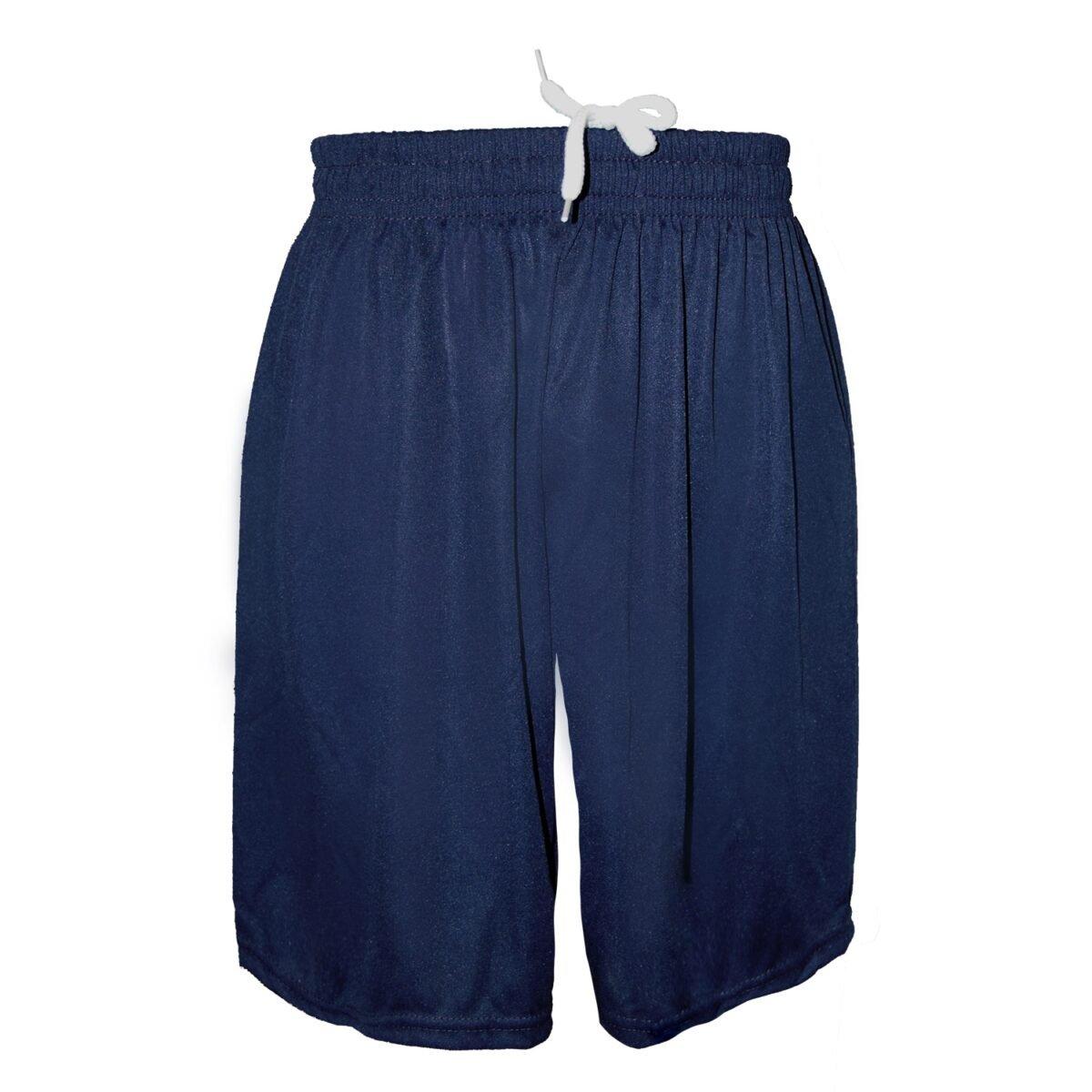 Pantaloncini blu navy