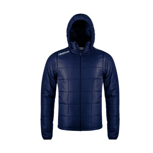 giacca waples kappa blu navy maniche
