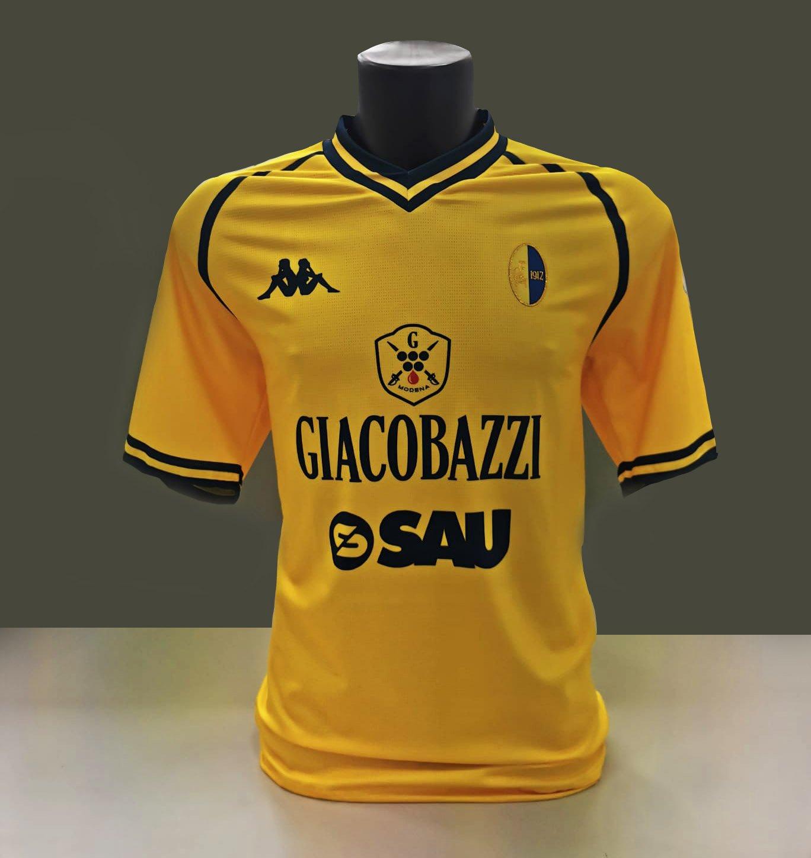 maglia modena 2020 gialla
